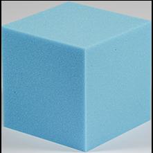 Average Hard Foam