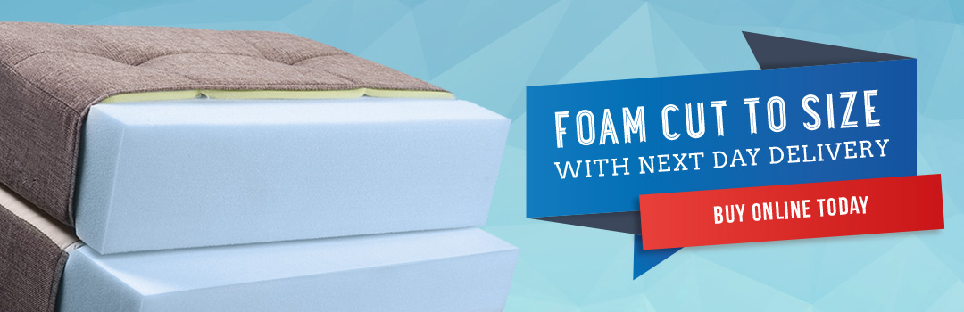 Foam Cut to Size - Next Day Delivery