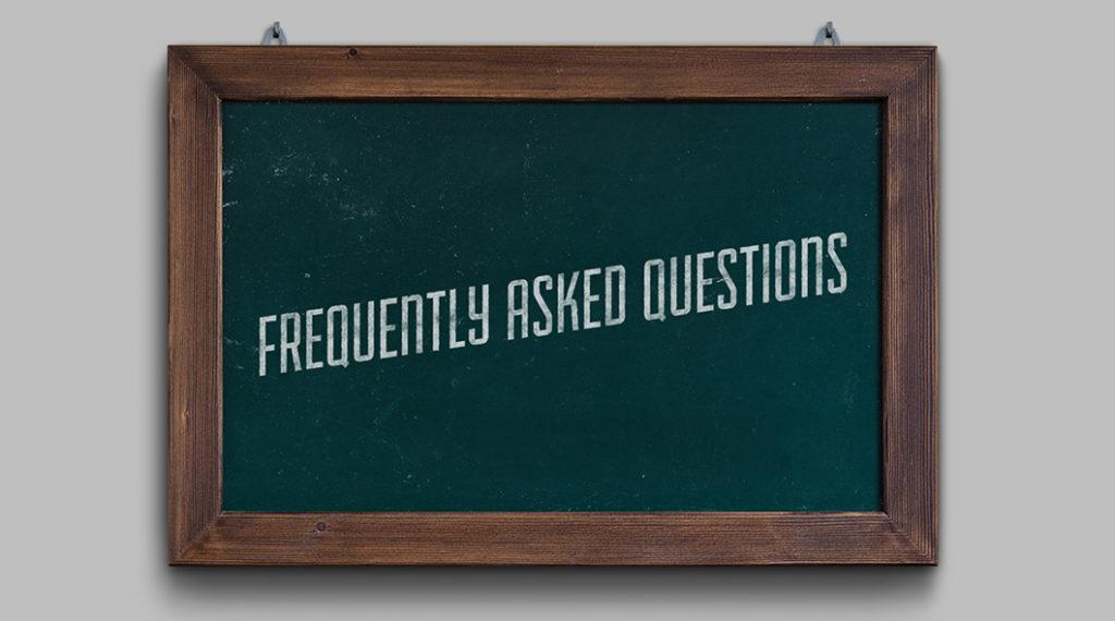 Foam FAQ Questions
