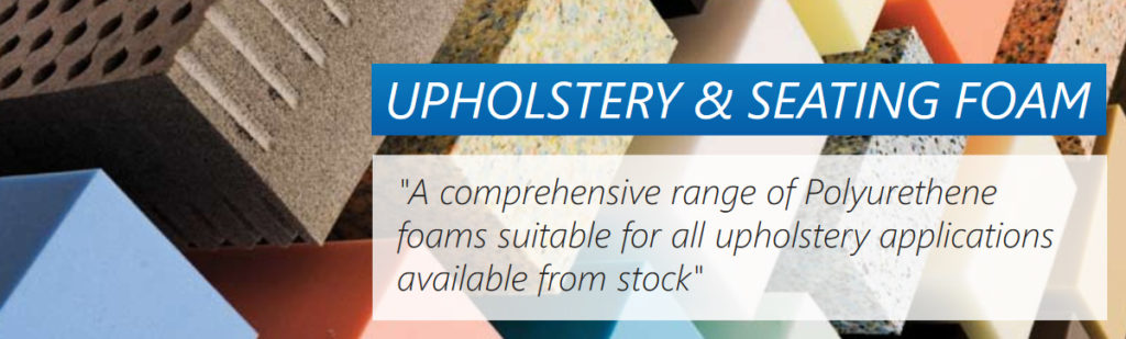 Upholstery Foam Sheets Seating Applications