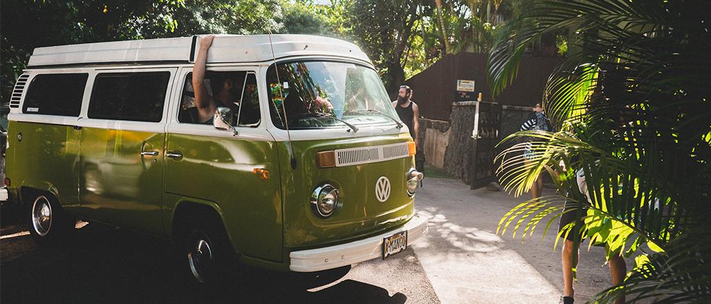 VW Camper Vans Foam Replacement