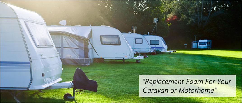 Caravan Cushions, Caravan Mattresses & Motorhome Foam