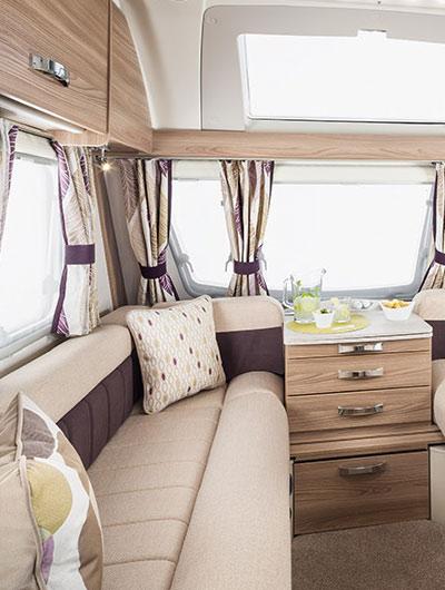 Caravan Foam Seats