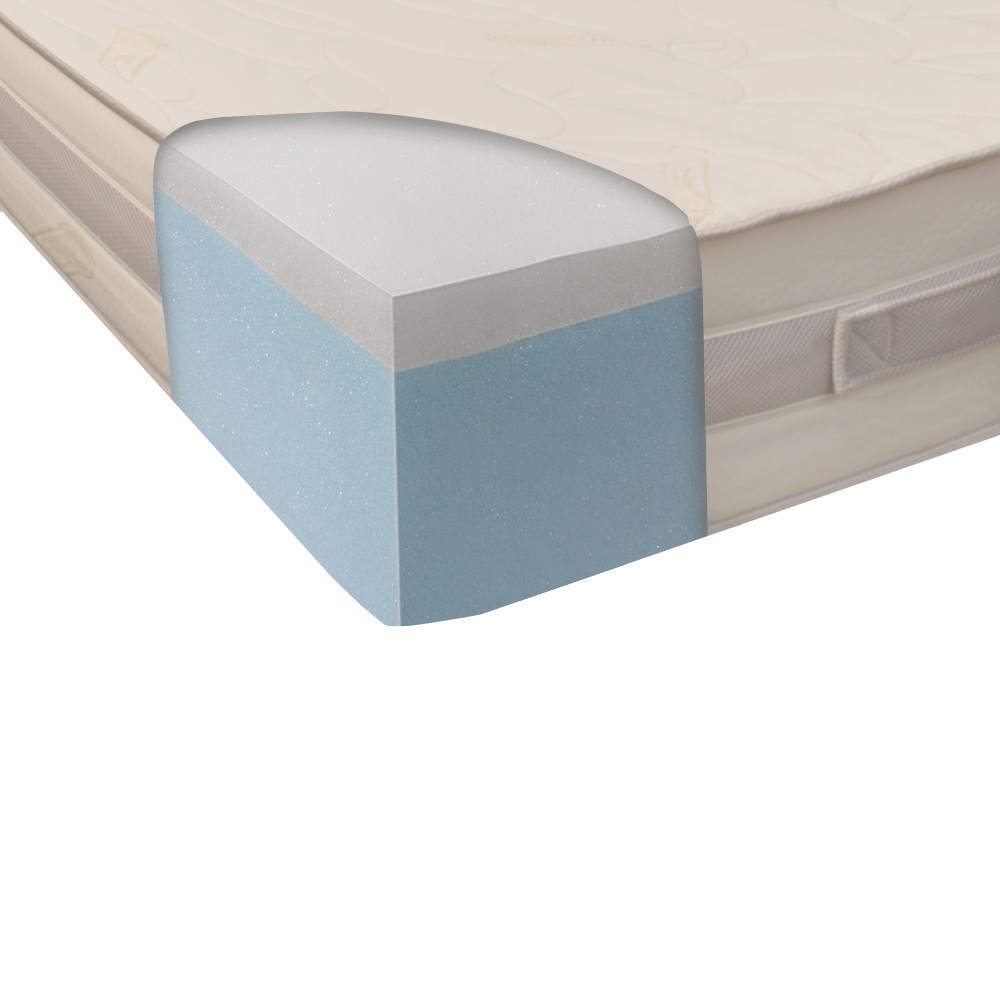 Cheap king size mattress memory foam gb foam direct Discount foam mattress