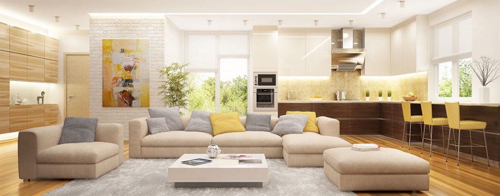 Modern Sofa & Settee Cushions