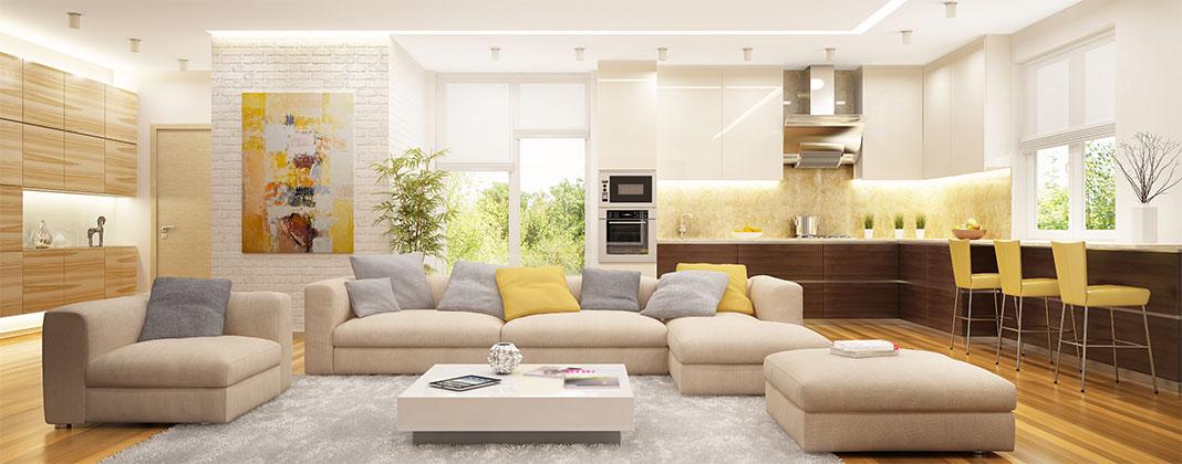 Modern Sofas & Settee Cushions