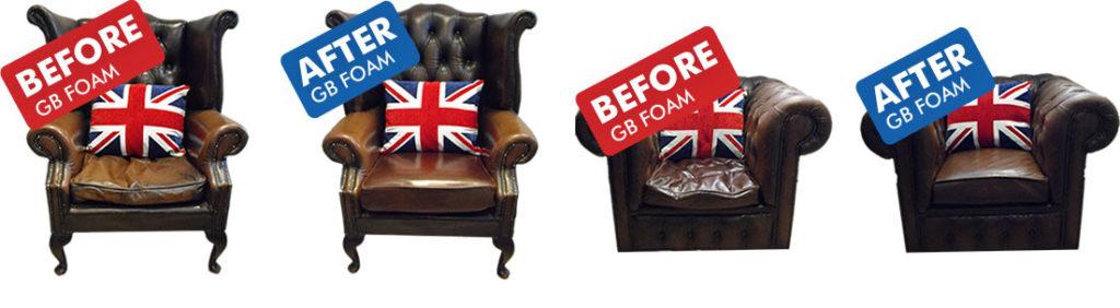 Replacement Sofa Cushions - Foam Cut To Size