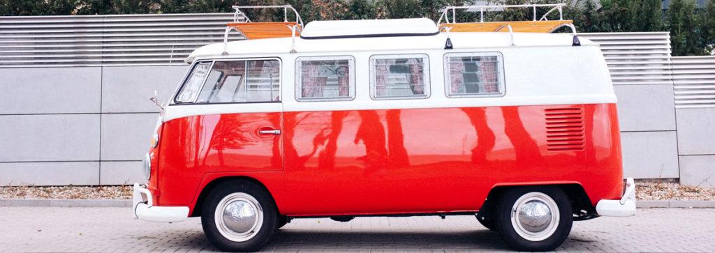 VW Camper Van Replacement Foam