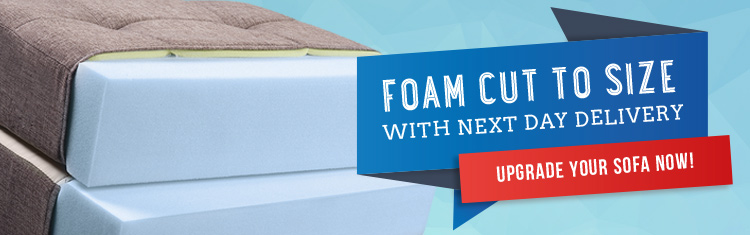 Foam Cut to Size - GB Foam Direct - Best UK Foam Suppliers