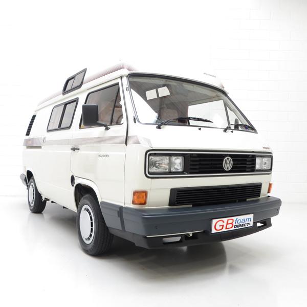 VW T25 Bed Mattress