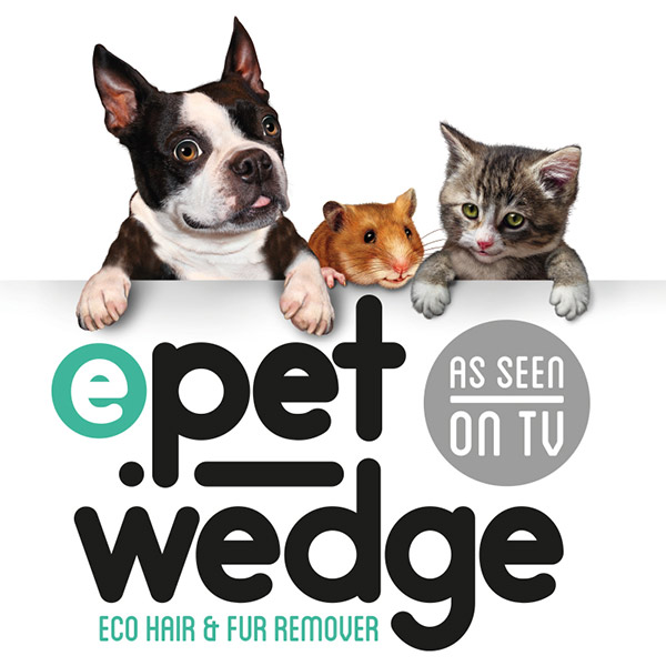 ePet Wedge Eco Pet Fur Remover