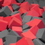 Gym Pit Foam Colour Branding Foam - Foam Pit Colours