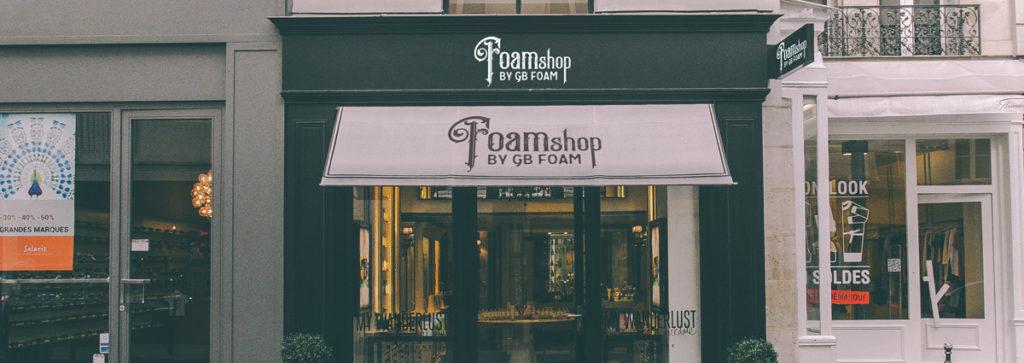 The Foam Shop By GB Foam