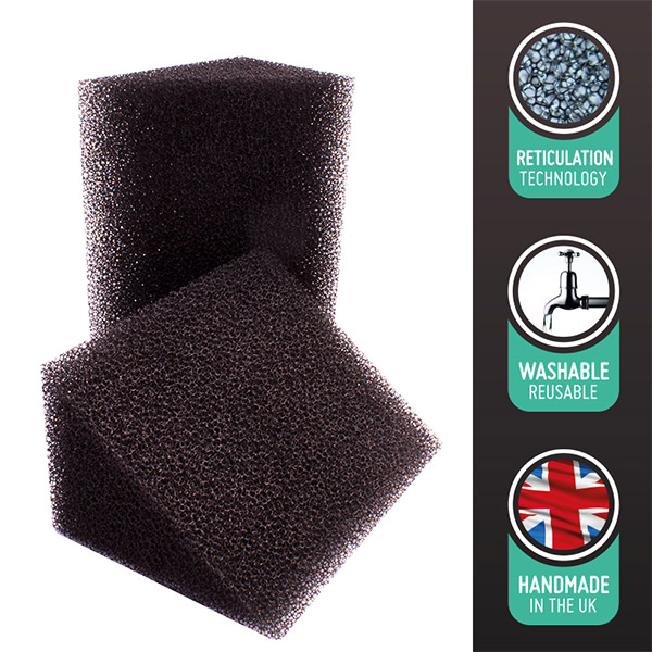 Wedge Foam Dog Hair Remover Pet Fur Removal