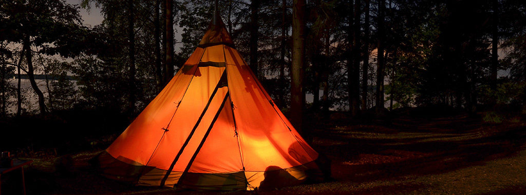 Glamping Camping Foam Memory Foam Bed