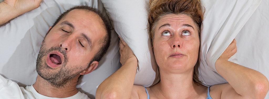 Snoring Men Vs Women