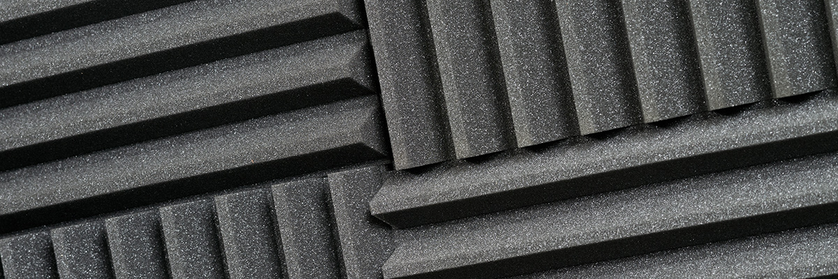 Acoustic Foam Soundproofing Studio