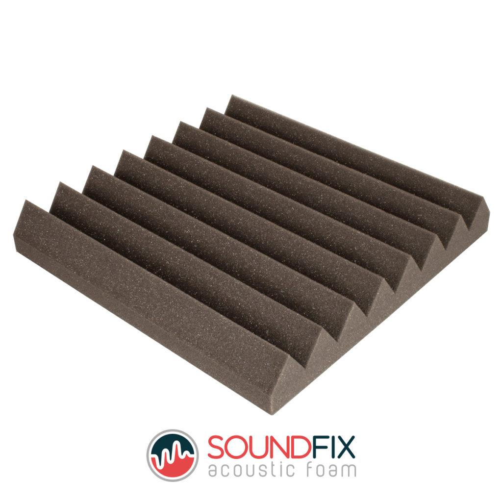 Acoustic Foam Tile Wedge