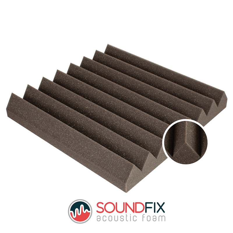 Wedge Acoustic Foam Tiles