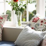 bay window seat cushions