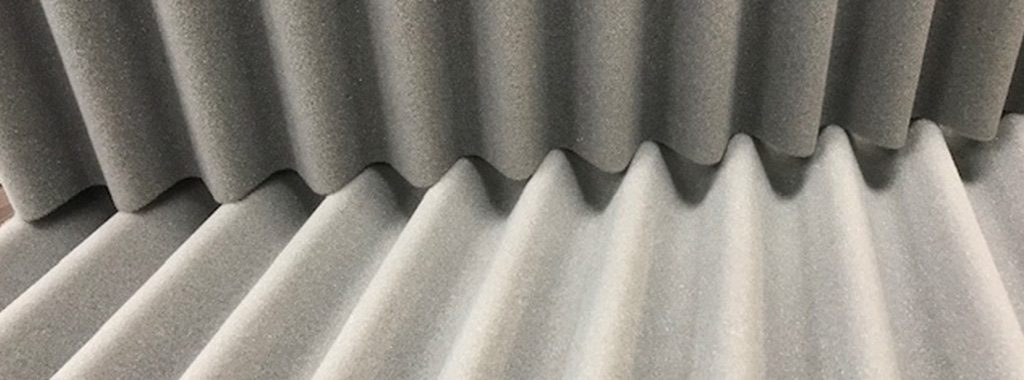 egg box foam vs wave profile foam