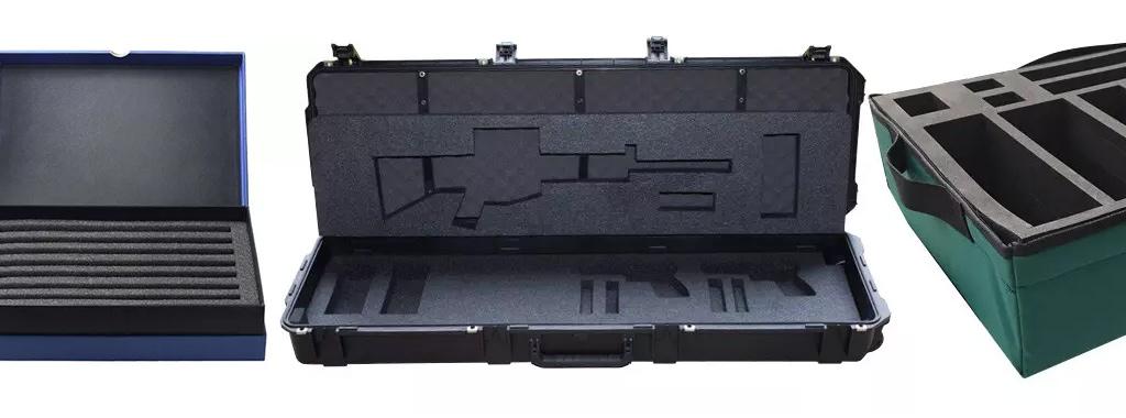 custom foam insert trays