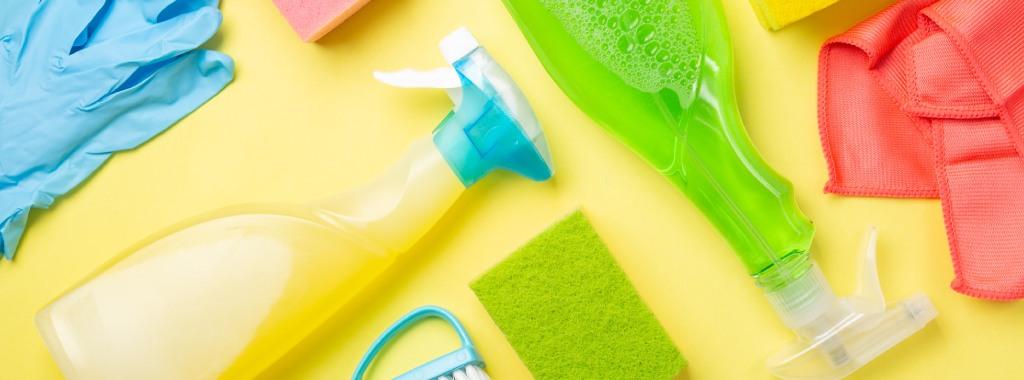 How to Clean Foam